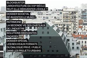 En couverture : DEUX IMMEUBLES DE LOGEMENTS ET UN CENTRE BUS RATP À PARIS 14e © SALEM MOSTEFAOUI