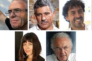 Ersen Gürsel, Ammar Khammash, Jorge Lobos, Rozana Montiel, Werner Sobek