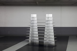 2 Double Pyramid Bram Vanderbeke Wendy Andreu