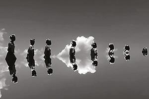 Jeannette Ehlers, Black Bullets, 2012 (cliché)