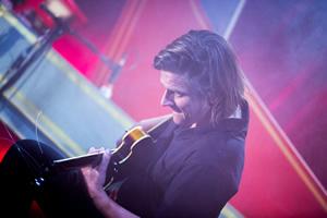 Xavier Boussiron, MAC VAL, 2014. Photo © Thomas Louapre